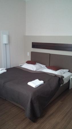 Hotel Casa Colonia : Bett