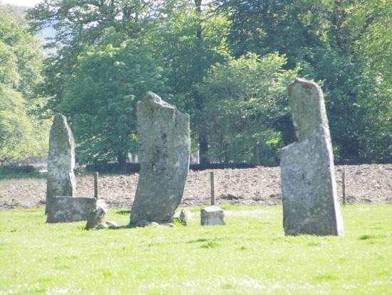 Kilmartin, UK: Ancient monument