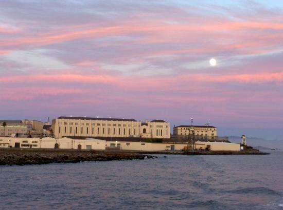Golden Gate Ferry: Sunset sail back into Larkspur