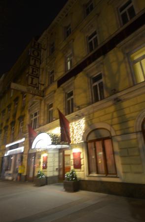 Austria Classic Hotel Wien: vista da fuori
