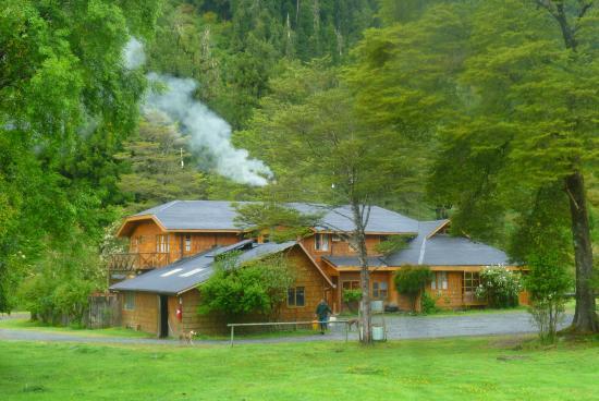 El Pangue Lodge: Club House