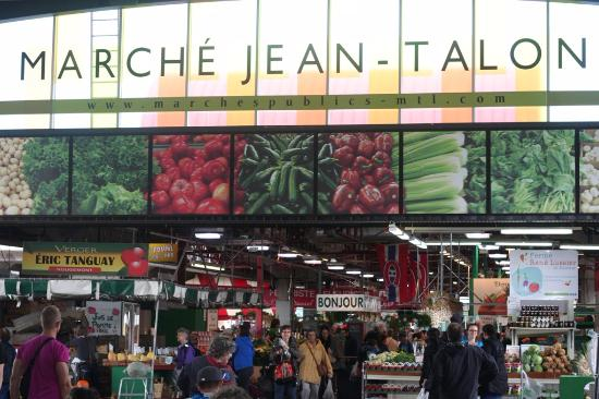 March jean talon montr al qc canada foto di jean for Meubles montreal jean talon