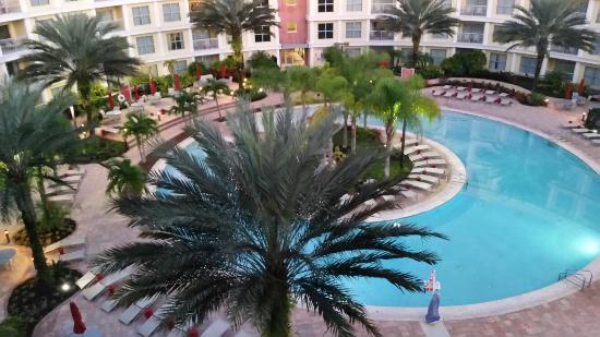Melia Orlando Suite Hotel at Celebration: 20160116_070515_large.jpg