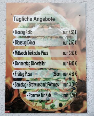 Kismetim Kebabhaus, Ritterhude 4