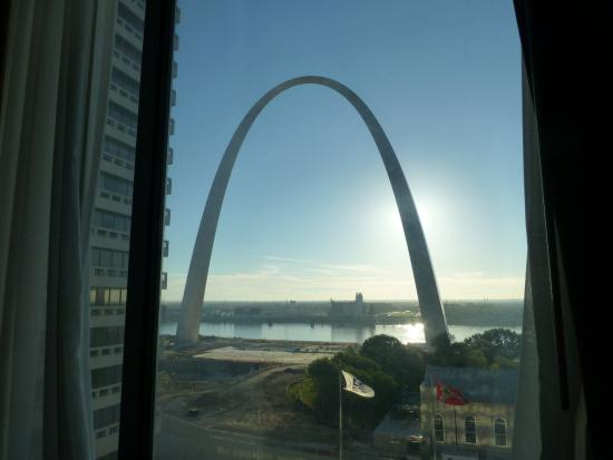 Drury Plaza Hotel St Louis At The Arch Partial View Of