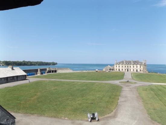 Youngstown, estado de Nueva York: Old Fort Niagara