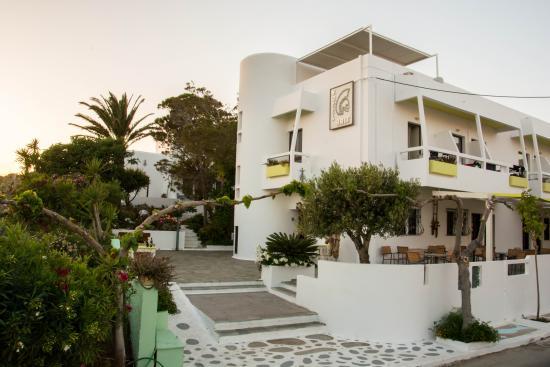 Aris Hotel: outdoor