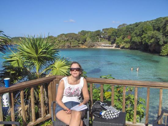 Media Luna Resort & Spa : Main Beach Area