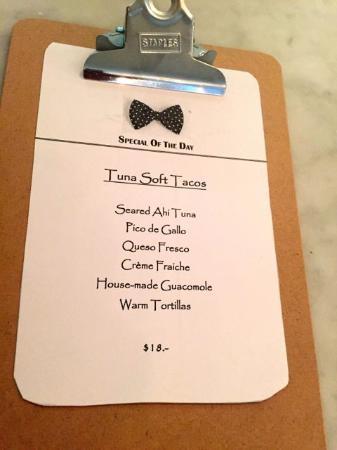 menu picture of the roger parlour lounge new york city tripadvisor rh tripadvisor com