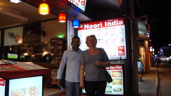Noori India: Restaurant