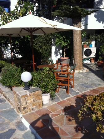 Agios Prokopios, Yunanistan: Naxos