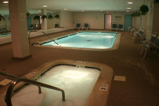 Montauk Manor: Indoor Pool