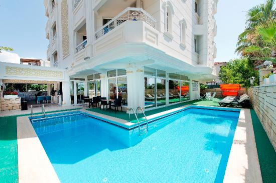 Green beyza hotel antalya bewertungen fotos for Swimming pool preisvergleich
