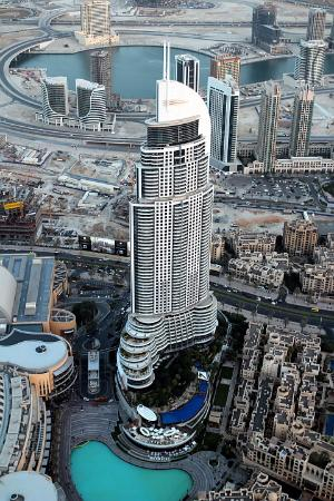 The Address Dubai Mall: 2