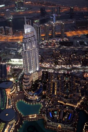 The Address Dubai Mall: 4
