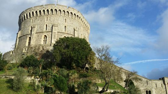 Castello di Windsor: The Round Tower