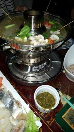 Svaty Anton, Slovakien: scrumptious food