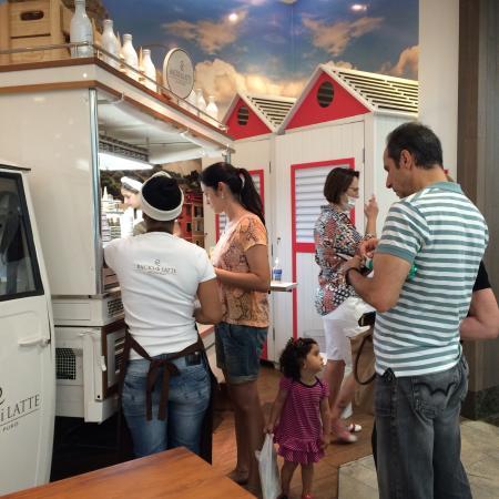 Bacio Di Latte   Shopping Patio Paulista
