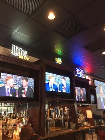 The Woodlands, TX: Stadia Sports Grill