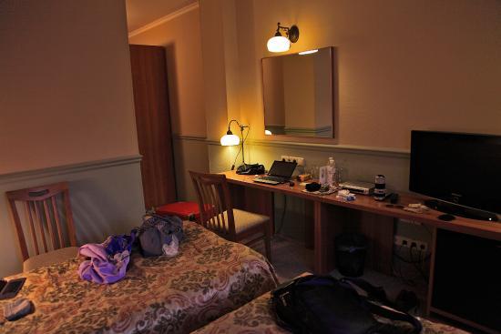 Frapolli: chambre