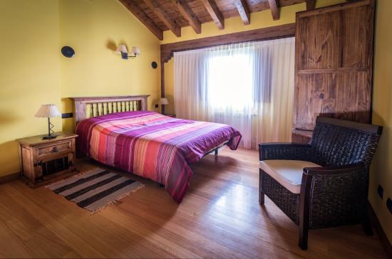 Sobrepeña, España: Habitación apart.2 pax