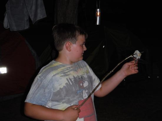 Columbia, NJ: Marshmellows for Liam