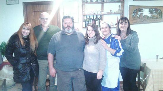 San Colombano Certenoli, Italien: U Cantin