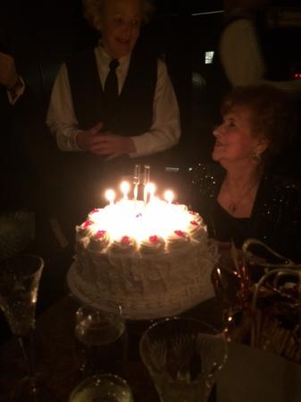 Mr. Paul's Chophouse: Lucille's 90th