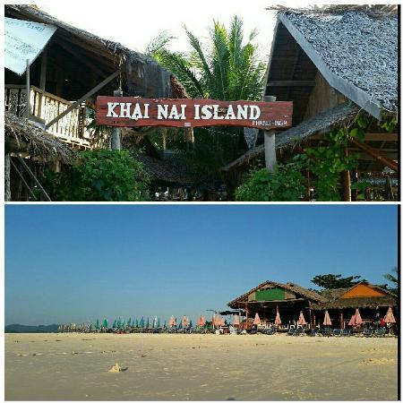 Провинция Пханг-Нга, Таиланд: Khai Nai Island