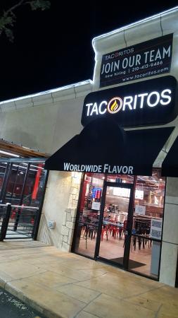 Tacoritos Worldwide Flavor