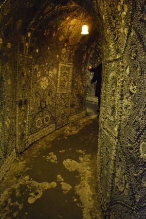 The Shell Grotto : Shell Grotto