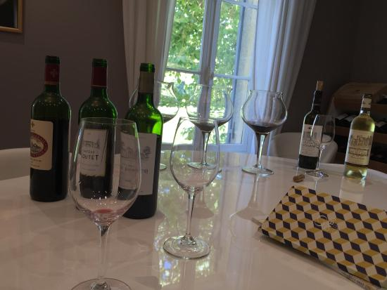 Gourmet Touring: Great wine class and tasting of the appellations