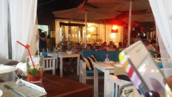 Restaurant Chalet Na Nebe: салаты