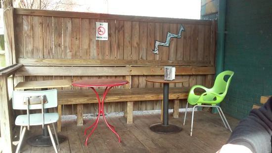 Otherlands Coffee Bar: Cosy Corner