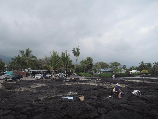 Honaunau, HI: A lot of people but great