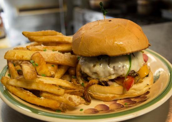 Bailey, โคโลราโด: Mount Rosalie Burger