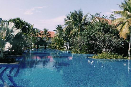 Furama Villas Centre Pool Picture Of Furama Resort Danang Da