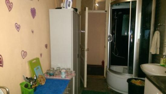 Students Rooms Mini-Hotel: душ