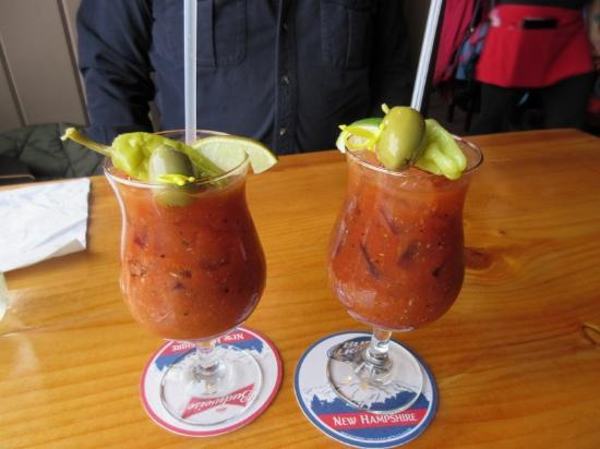 Remington's Restaurant: Brunch Bloody Mary's!
