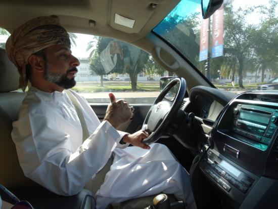 Muscat Taxi