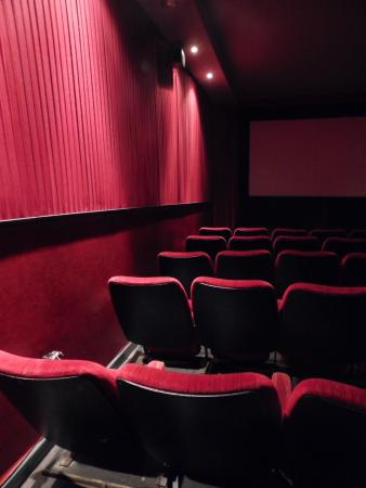Savoy Cinema Penzance: inside the cinema