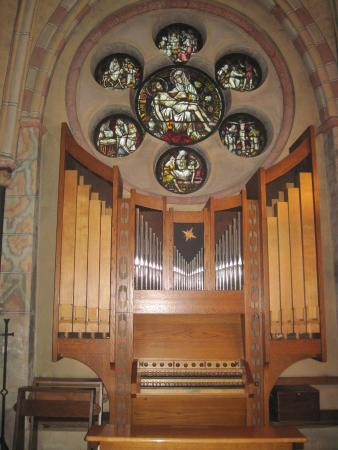 Odenthal, Alemania: St.Mary's Chapel organ