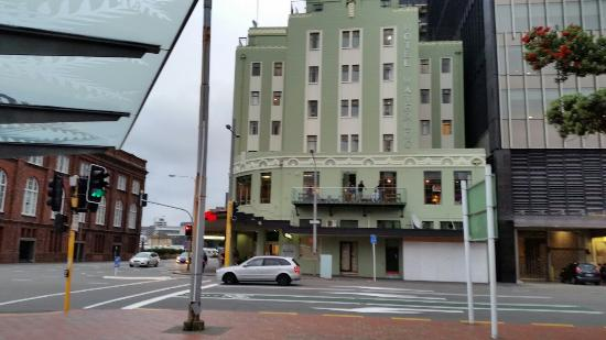 Photo of Downtown Backpackers Wellington