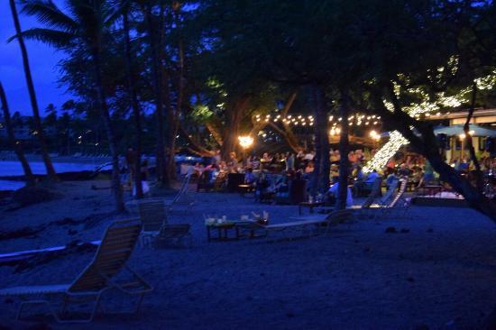night light view picture of lava lava beach club. Black Bedroom Furniture Sets. Home Design Ideas