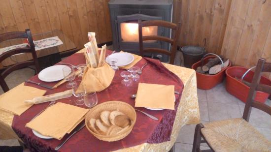 Valmala, Olaszország: ordinato e confortevole