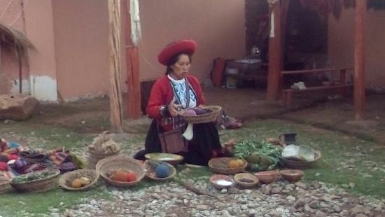 Chinchero, Perú: 20160116_173530_large.jpg