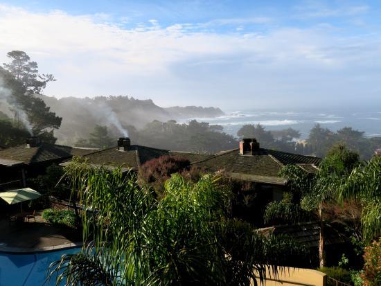 Hyatt Carmel Highlands: View from breakfast place