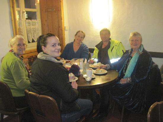 Odenthal, Alemania: Christmas time cake and coffee afternoon