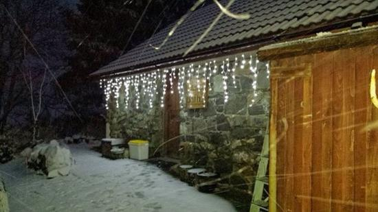 Newton Stewart, UK: A lovely winter break in the bothy.