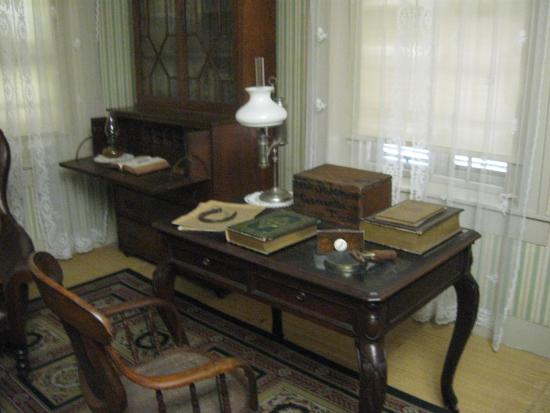 Greeneville, TN: Table from White House now at AJNHS